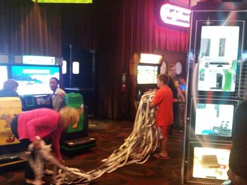 arcade free stuff tickets - 8233293568