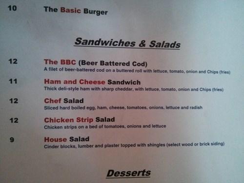 menu,puns,food