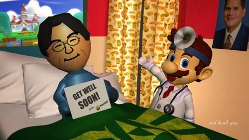 iwata Dr Mario nintendo neogaf - 8233928704
