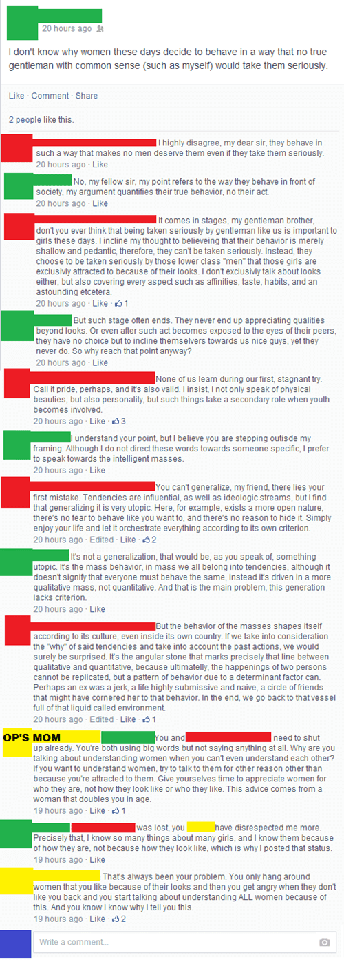neckbeards,facebook,creepers,dating