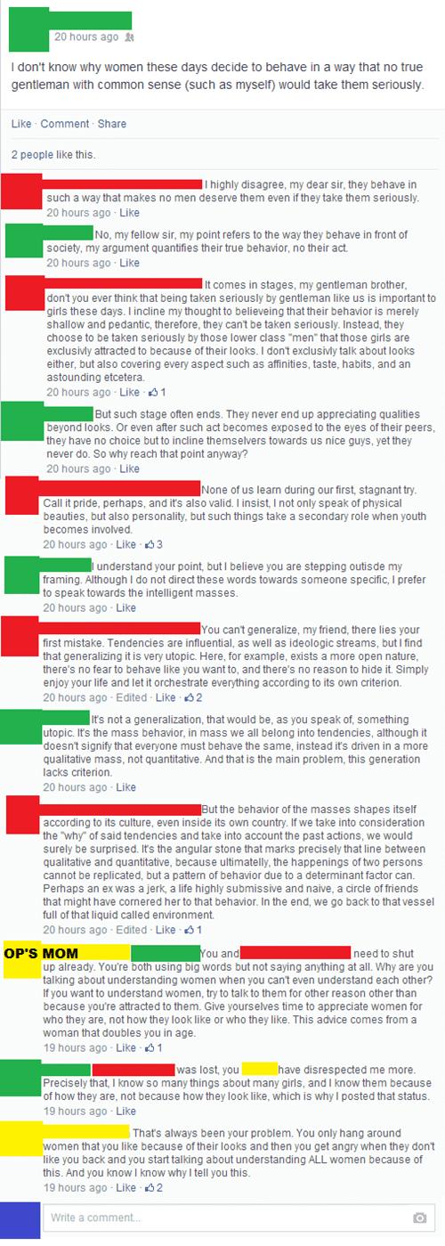 neckbeards facebook creepers dating - 8233940224