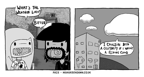 weather,puns,sad but true,bitter,web comics