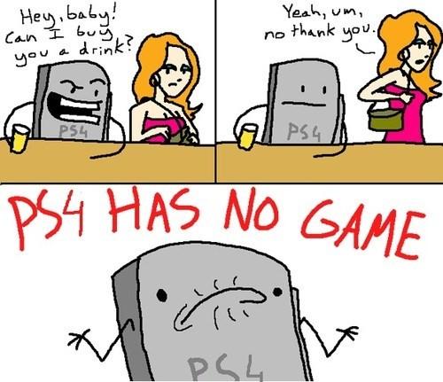 puns,PlayStation 4,web comics,Videogames