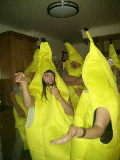 banana costume banana suit Party poorly dressed g rated - 8234203392