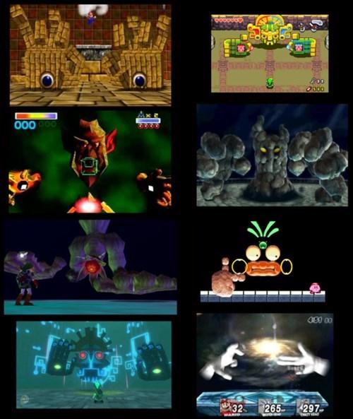 bosses gaming nintendo - 8234278400