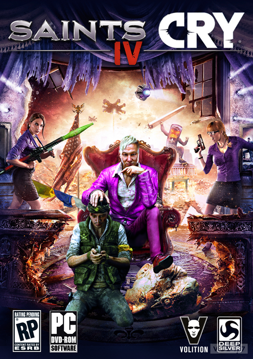 crossover saints row IV fary cry iv - 8234279168