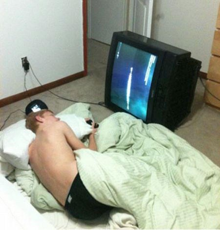 genius,gamers,laziness,TV