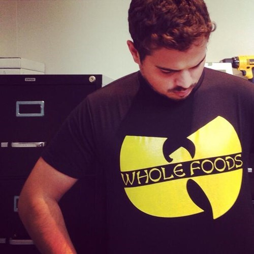 t shirts poorly dressed wu tang Multitasking whole foods g rated - 8234388224