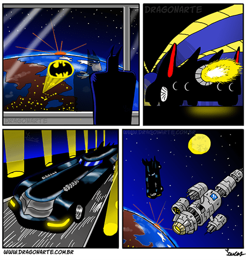 batmobile,batman,web comics