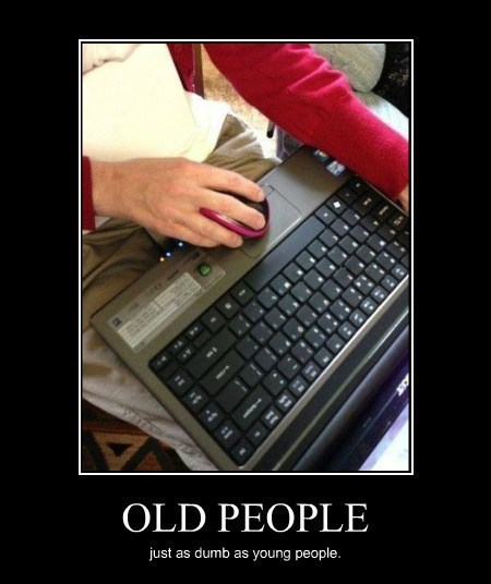 old people idiots funny