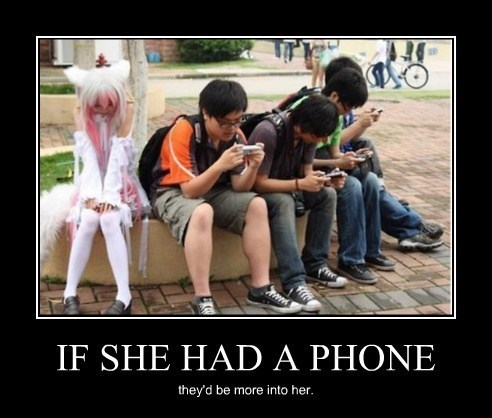 phones boys girls funny