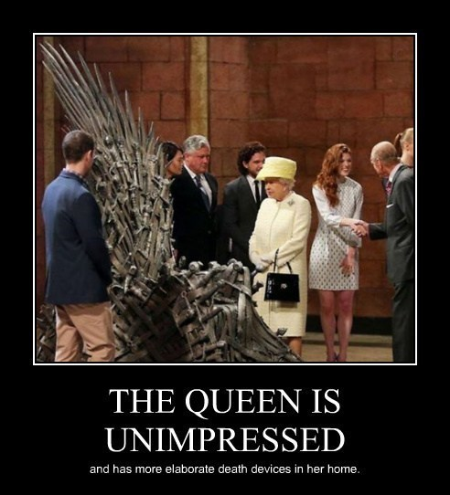 queen Game of Thrones england - 8235246336
