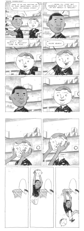 basketball racism web comics classic - 8235425792