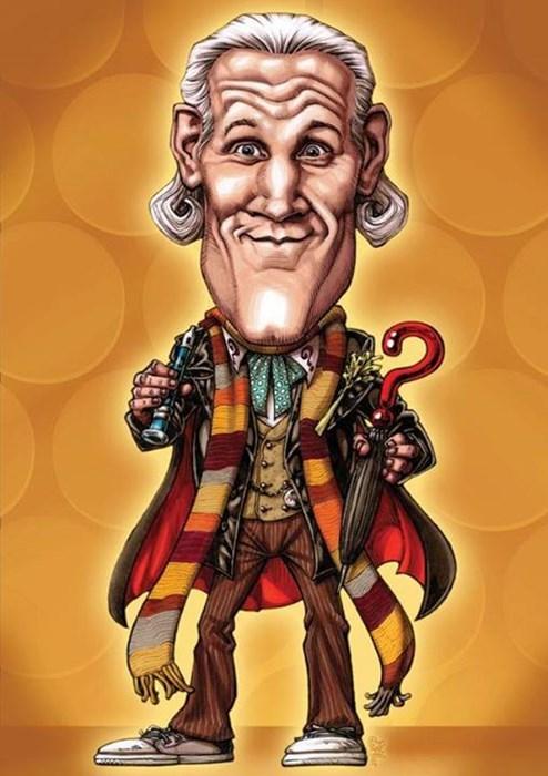doctor who composite Fan Art regeneration - 8235436032
