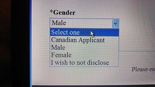 Canada,canadians,gender