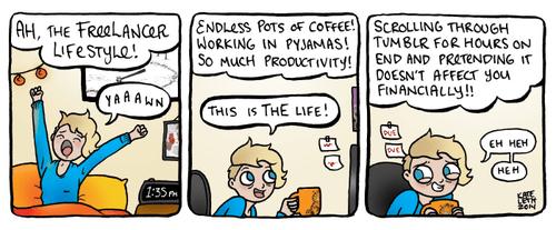work,sad but true,freelance,web comics