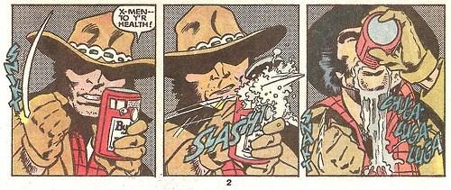 beer comics funny x men wolveirne - 8235805952