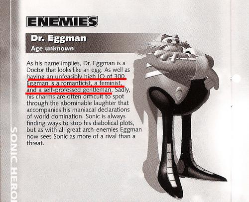 dr-eggman fedora sonic - 8235829248
