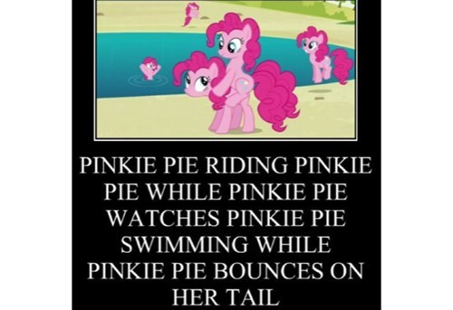 fourth wall pinkie pie wild - 8236271360
