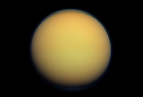 Astronomy moon Saturn science titan - 8236546048