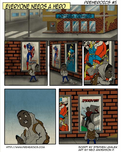 miles morales superheroes representation - 8236558080