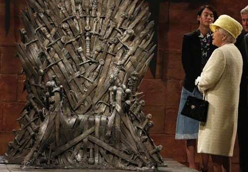 Game of Thrones,Queen Elizabeth II