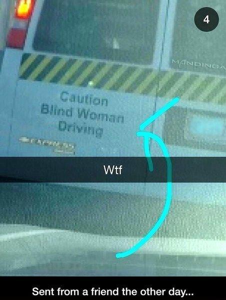 blindness wtf snapchat - 8236642048