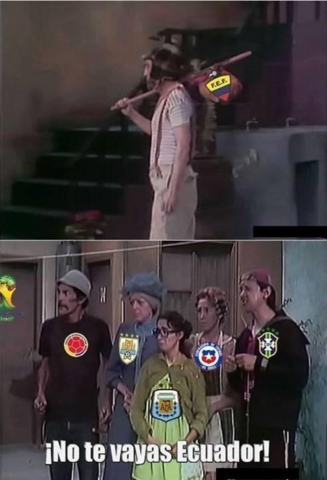 Memes bromas mundial - 8236644608
