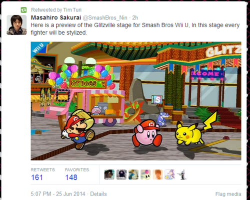 parody super smash bros twitter - 8236659968