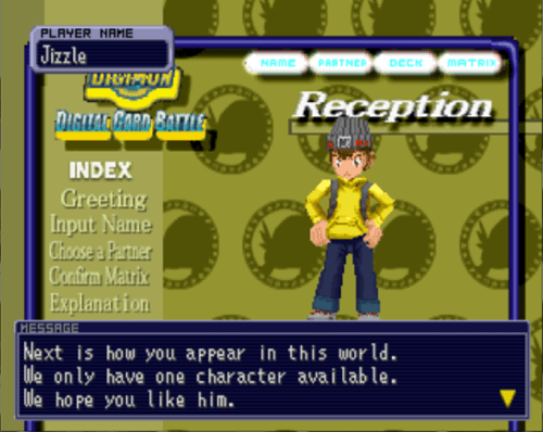 digimon character select video games - 8236677120