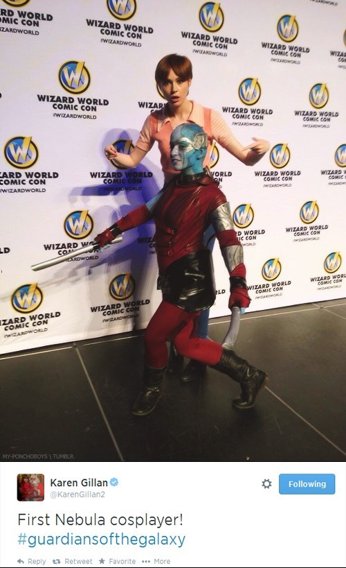 cosplay guardians of the galaxy - 8236691712