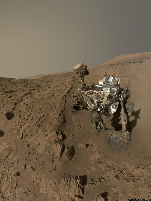 curiosity rover science nasa Mars - 8236695296