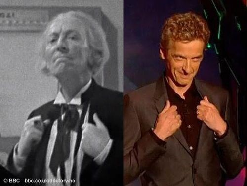 12th Doctor,Whovian,classic who,1st doctor