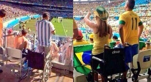 fake disabled phony world cup fail nation g rated