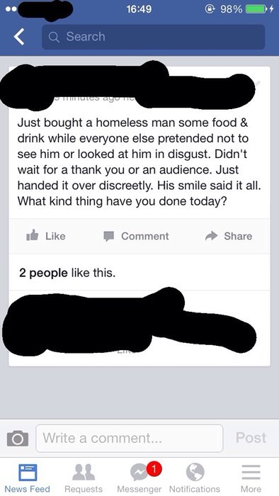 bragging humblebrag random act of kindness failbook g rated - 8236873728