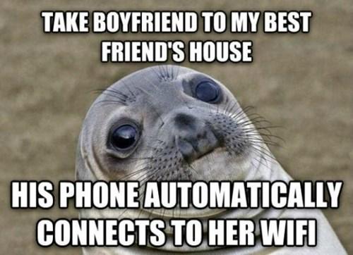 awkward situation seal relationships cheating awkward seal dating - 8237752064