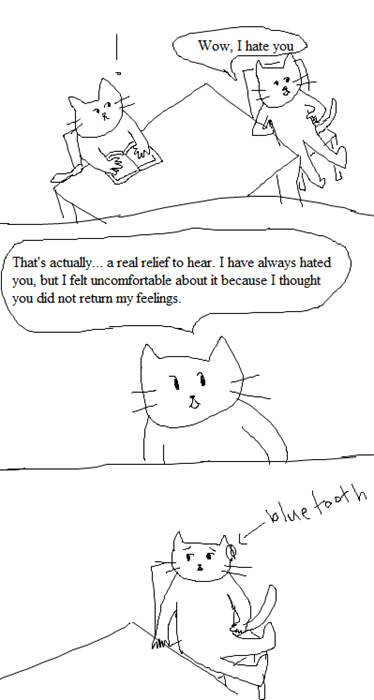 Cats,bluetooth,hate,web comics