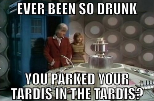 tardis classic who 3rd doctor - 8237828096