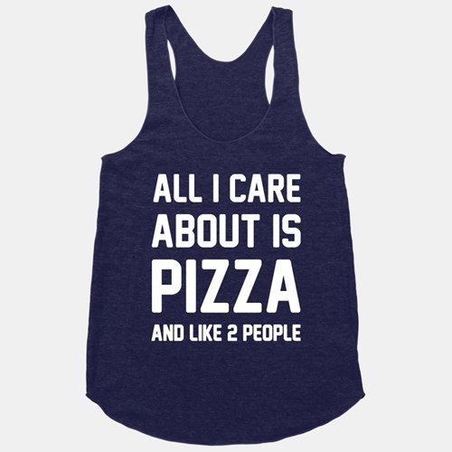 poorly dressed pizza t shirts misanthrope - 8237869568