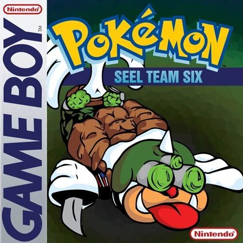Pokémon,seel