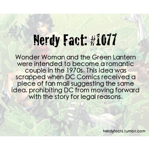 otp Green lantern wonder woman - 8237948928