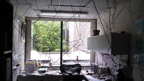 hanger Office lab monday thru friday prank - 8238023424
