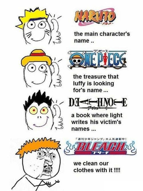 bleach,anime