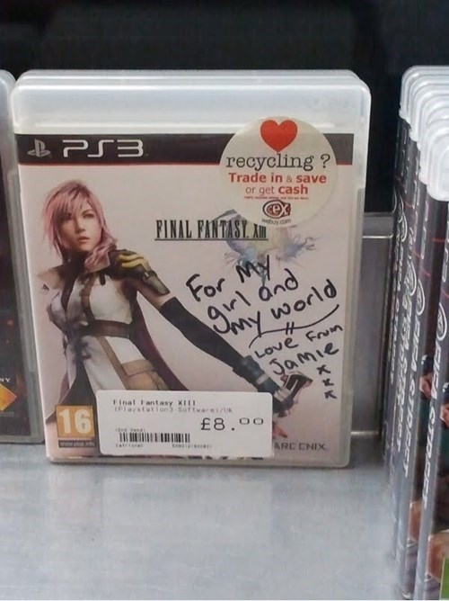 final fantasy xiii used games video games - 8239933440