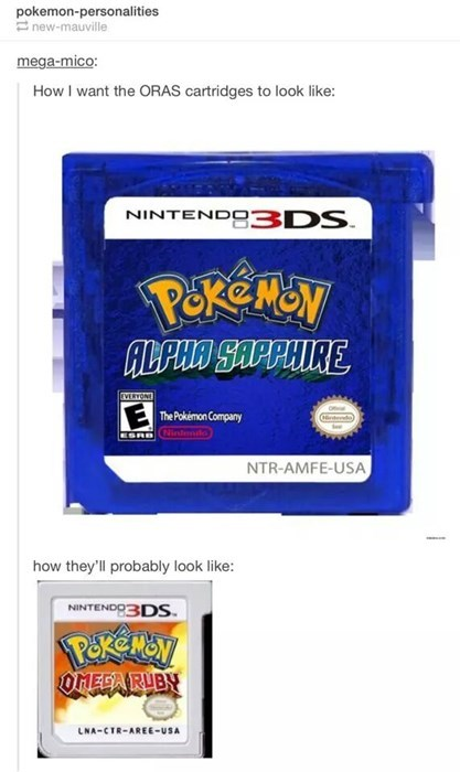 Pokémon video games ORAS bring these back - 8239971328