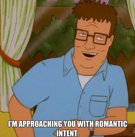 hank hill King of the hill sexy times funny - 8240053504