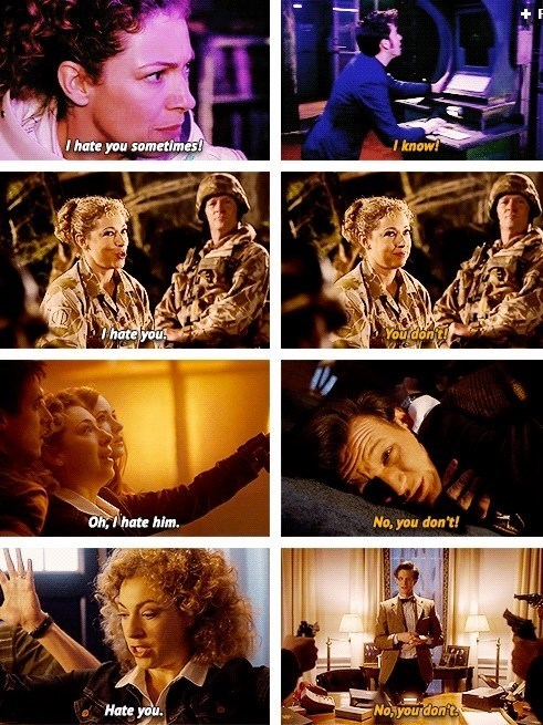 11th Doctor otp River Song - 8240065536