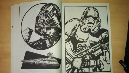 coloring books,star wars,stormtrooper