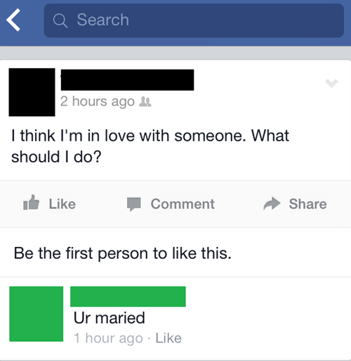 facebook marriage - 8240100096
