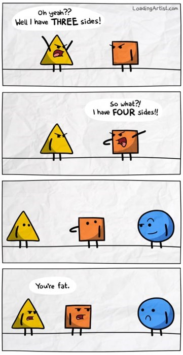 arguments shapes web comics - 8240350464